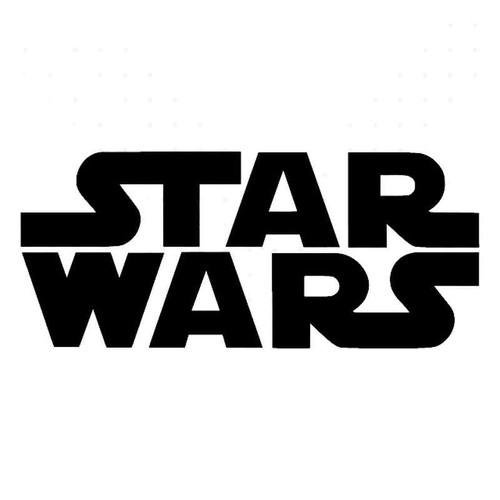 Star Warssolid Vinyl Sticker