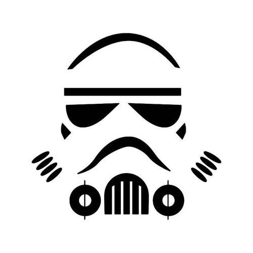 Stormtrooper Star Wars 1 Vinyl Sticker