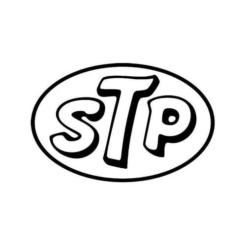 Stp 2 Vinyl Sticker