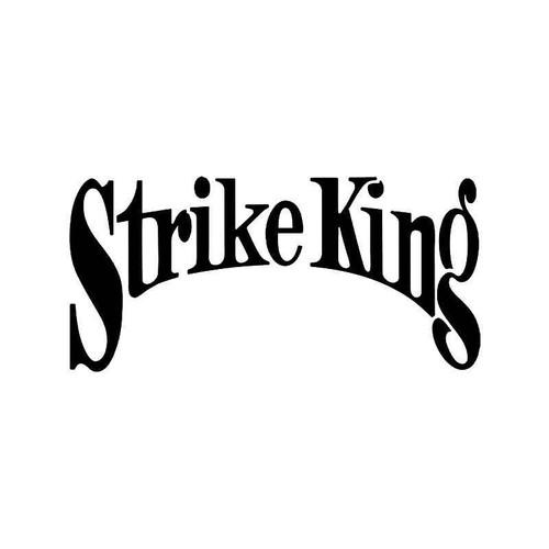Strike King 1 Vinyl Sticker