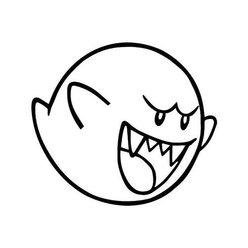 Super Mario Big Boo Ghost 2