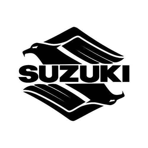 Suzuki Intruder Motorcycle Vinyl Sticker