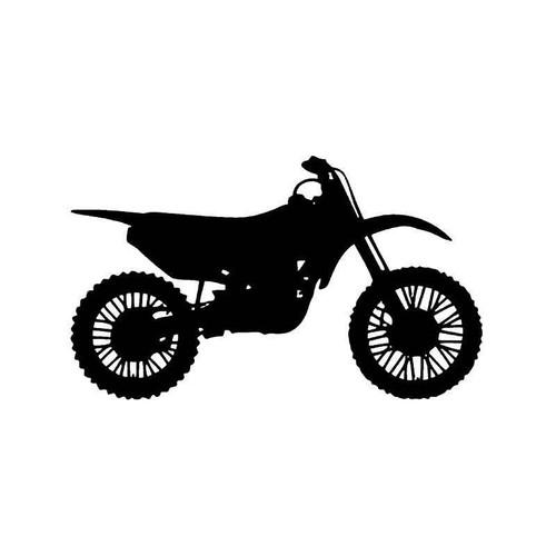 Suzuki Rm250 Motorcycle Vinyl Sticker