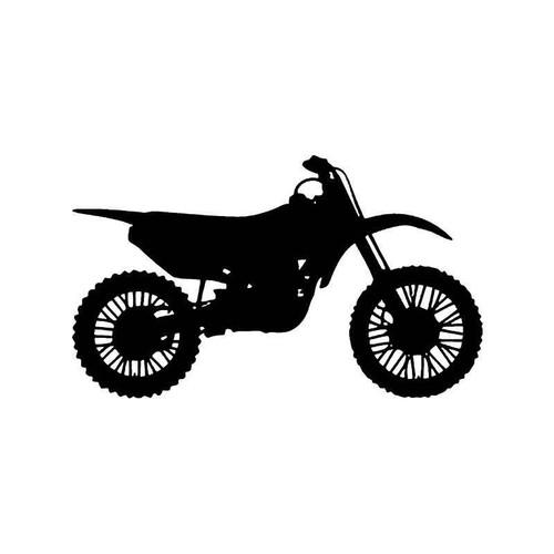 Suzuki Rm85 Motorcycle Vinyl Sticker