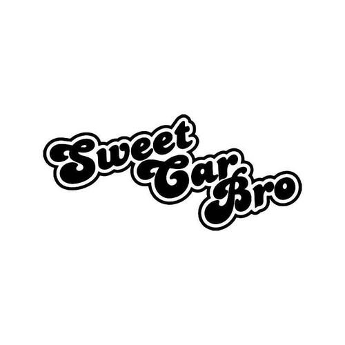 Sweet Bro Jdm Japanese Vinyl Sticker