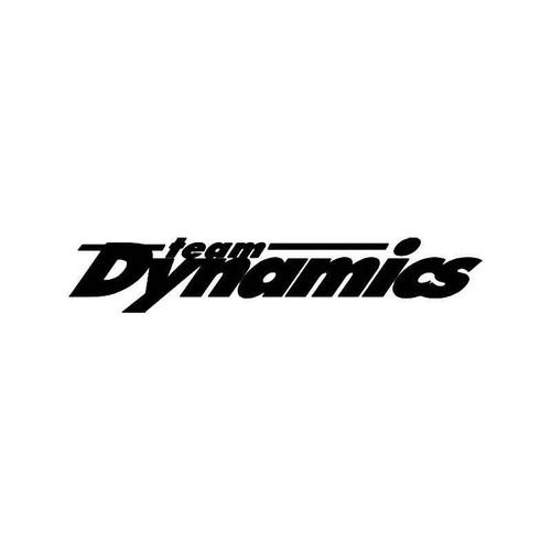 Team Dynamics Vinyl Sticker