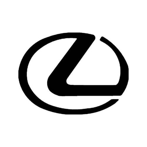 Toyota Lexus 1 Vinyl Sticker