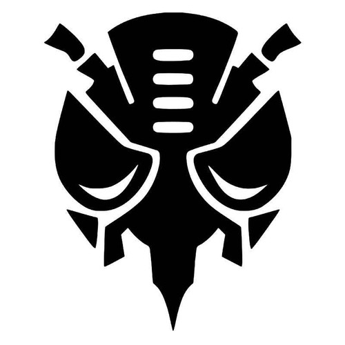 Transformer Predacon Vinyl Sticker