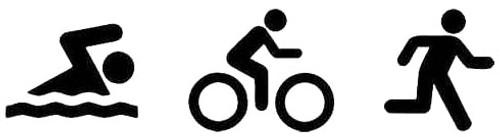 Triathlon Triathlete 2
