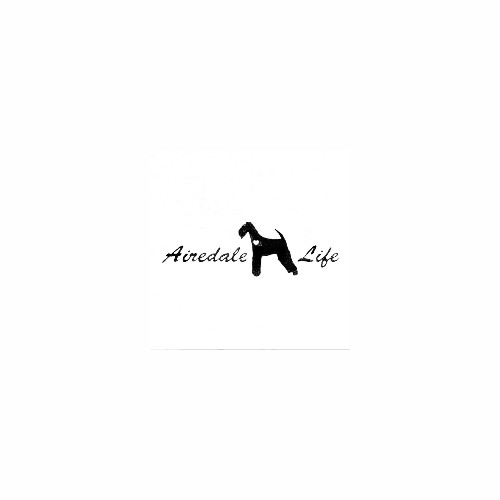 Airedale Life Decal Size option will determine the size from the longest side Industry standard high performance calendared vinyl film Cut from Oracle 651 2.5 mil Outdoor durability is 7 years Glossy surface finish