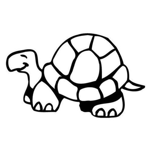 Turtle 995 Vinyl Sticker