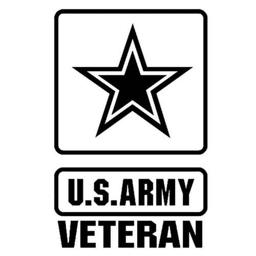 Us Army 1344 Vinyl Sticker