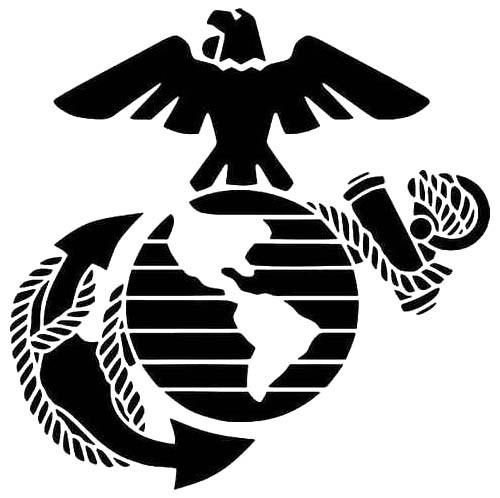 USMC Marines Corps Emblem 3