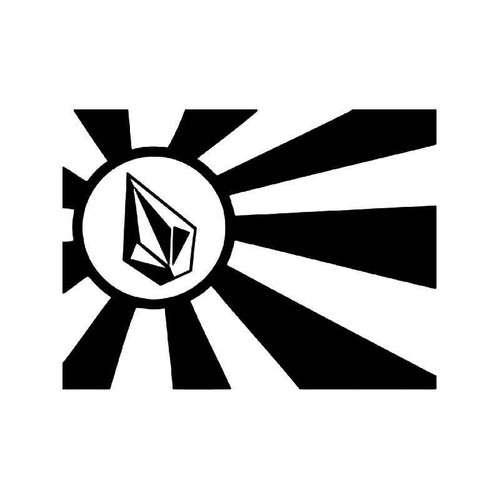 Volcom Diamond Logo 5 Vinyl Sticker