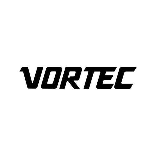 Vortec 1 Vinyl Sticker