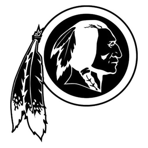 Washington Redskins 631 Vinyl Sticker