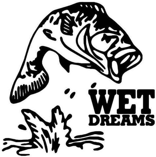 Wet Dreams Bass Fishing