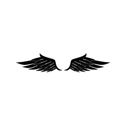 Wings Vinyl Sticker