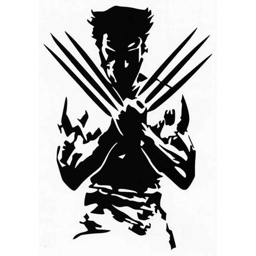 Wolverine 259 Vinyl Sticker