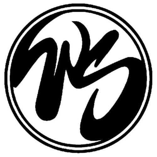 Ws Logo 939 Vinyl Sticker