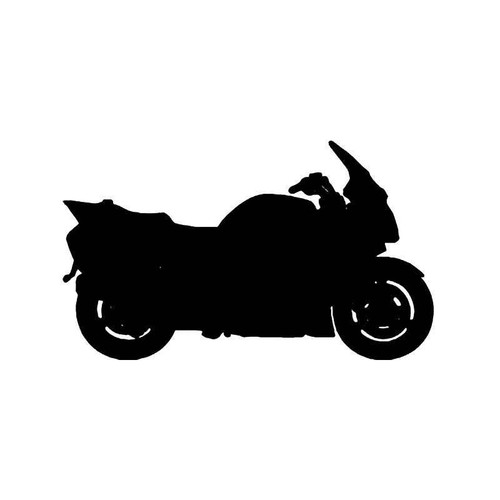 Yamaha Fjr1300 Motorcycle Vinyl Sticker