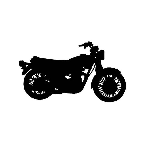 Yamaha Xs650 Motorcycle Vinyl Sticker