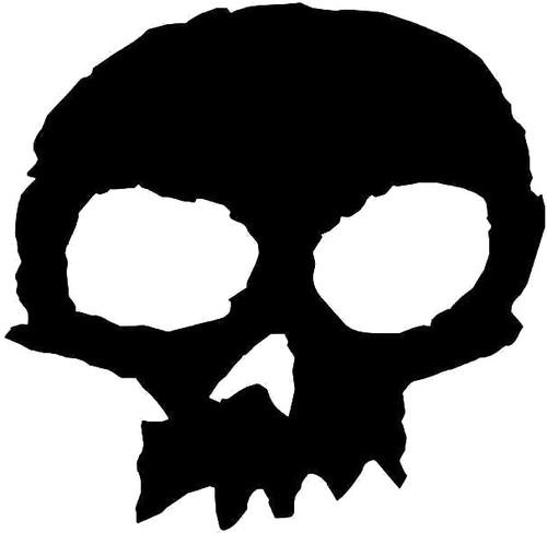 Zero Skateboard Skull