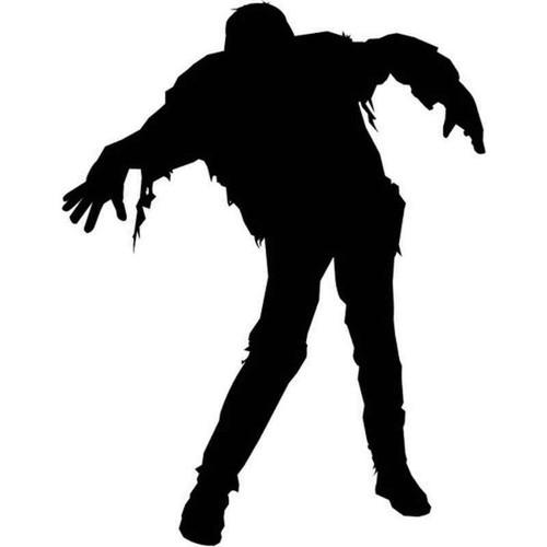 Zombie 688 Vinyl Sticker