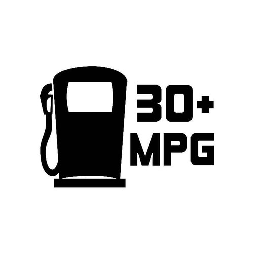 30 Mpg Jdm Jdm S Decal