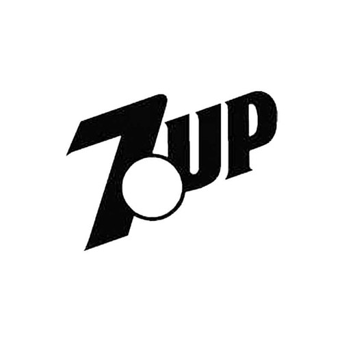 7 Up S Decal