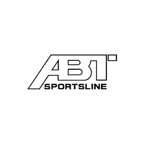 Abt Sportsline S Decal