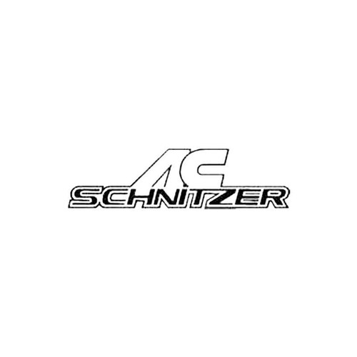 Ac Schnitzer S Decal