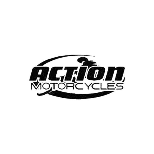 Action Motorcycles S Decal