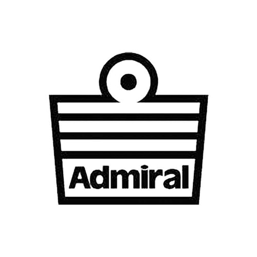 Admiral S Decal