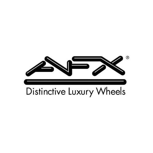 Afx Logo Jdm Decal