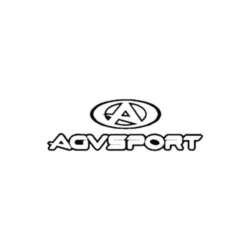 Agv Sport S Decal