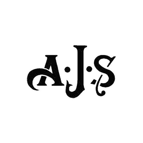 Ajs S Decal