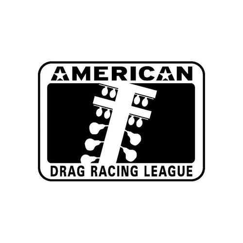 American Drag Racing League Logo Jdm Decal