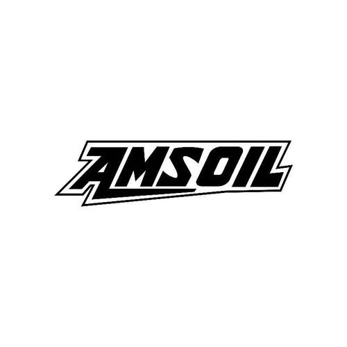 Amsoil Logo Jdm Decal