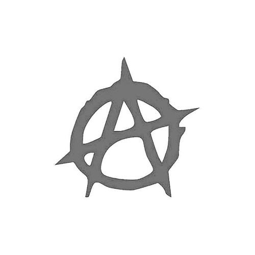 Anarchy 1 Decal