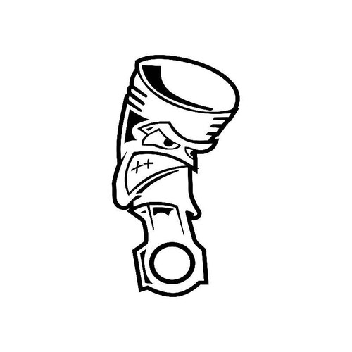 Angry Piston Jdm Jdm S Decal
