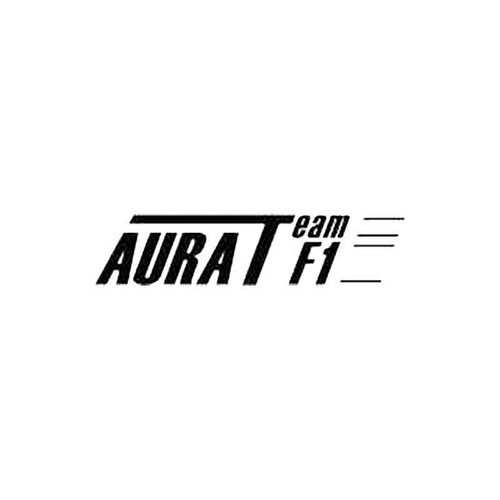 Aura Team F1 S Decal