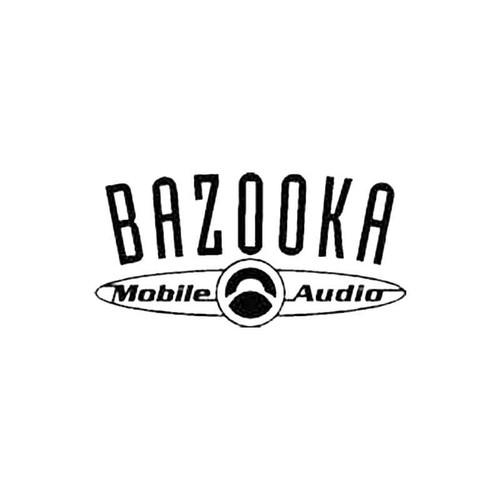 Bazooka Mobile Audio S Decal