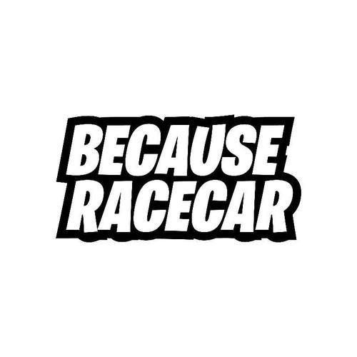 Because Race Jdm Jdm S Decal