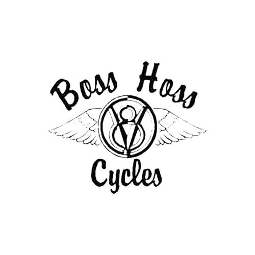 Boss Hoss Cycles S Decal