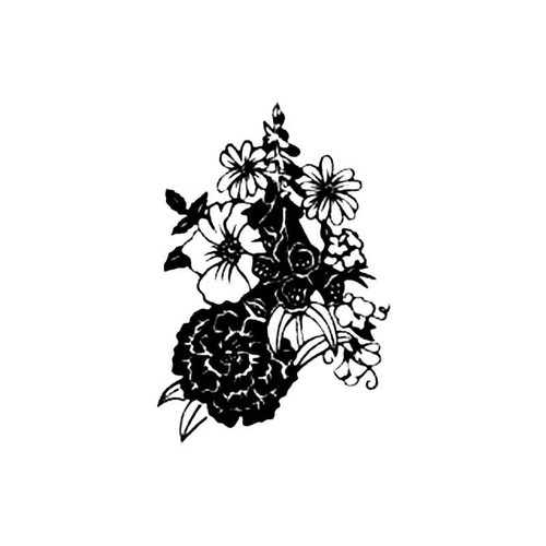 Bouquet B S Decal