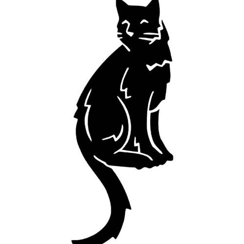 Cat S Decal