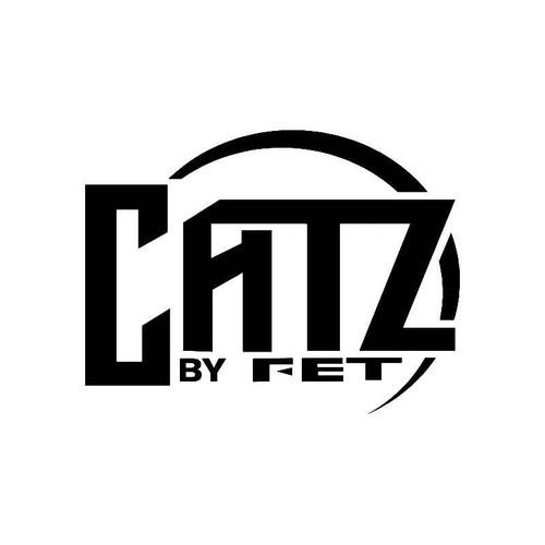 Catz Logo Jdm Decal