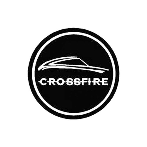 Chrysler Crossfire S Decal