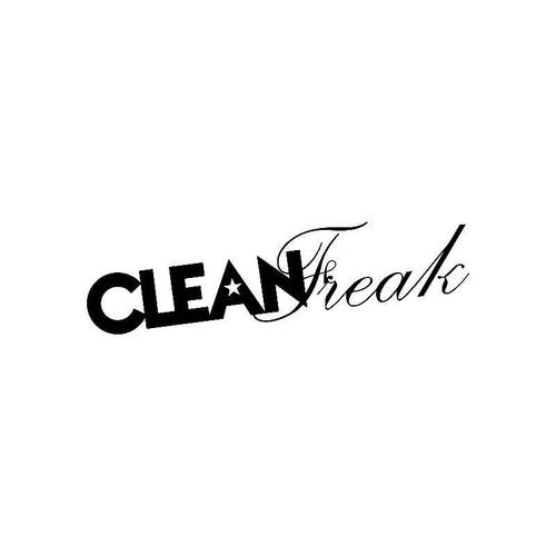 Clean Freak Jdm Jdm S Decal